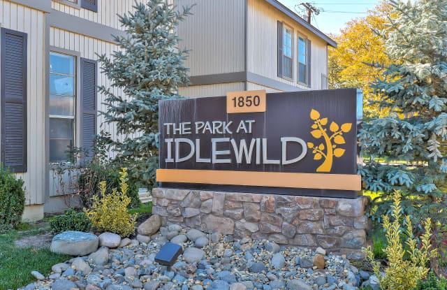 Park at Idlewild - 1850 Idlewild Dr, Reno, NV 89509