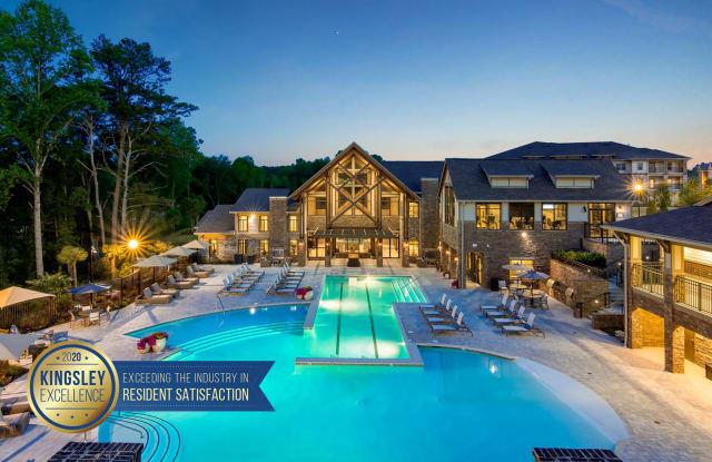 Venue Big Creek - 50 Venue Way, Alpharetta, GA 30005