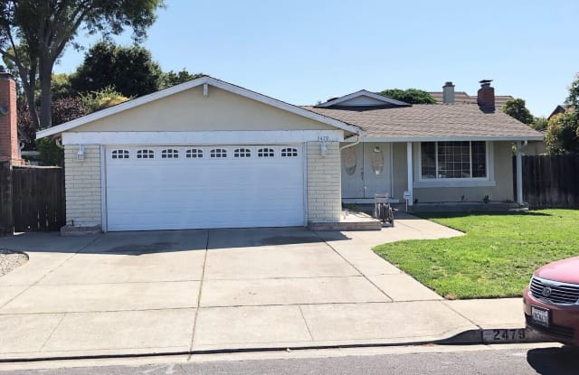 2479 Regal Dr - 2479 Regal Drive, Union City, CA 94587