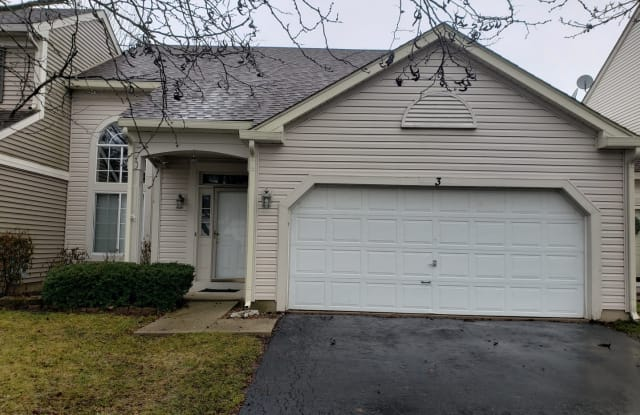 3 Redbud Court - 3 Redbud Court, Lake in the Hills, IL 60156