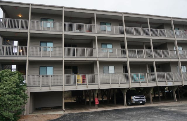 2404 Fort Macon Road - 2404 West Fort Macon Road, Atlantic Beach, NC 28512