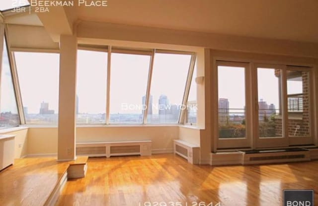 26 Beekman Place - 26 Beekman Place, New York, NY 10022