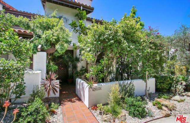 1818 PALISADES Drive - 1818 Palisades Drive, Los Angeles, CA 90272