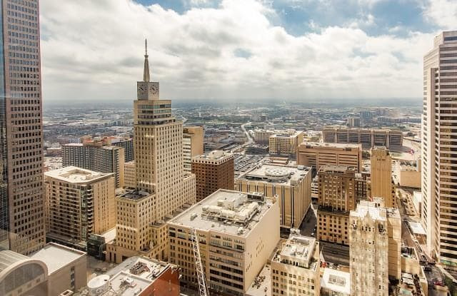LTV Tower Apartments - 1555 Elm St, Dallas, TX 75201