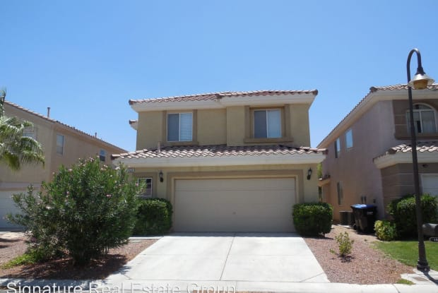 169 Hickory Heights - 169 Hickory Heights Avenue, Spring Valley, NV 89148