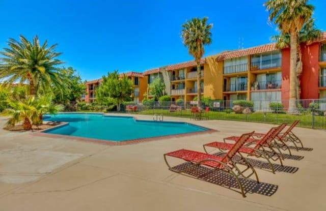 Villa Sierra - 2435 McKinley Ave, El Paso, TX 79925