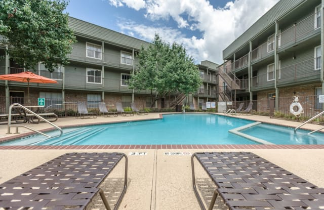 The Gardens Apartments - 1660 W TC Jester Blvd, Houston, TX 77008