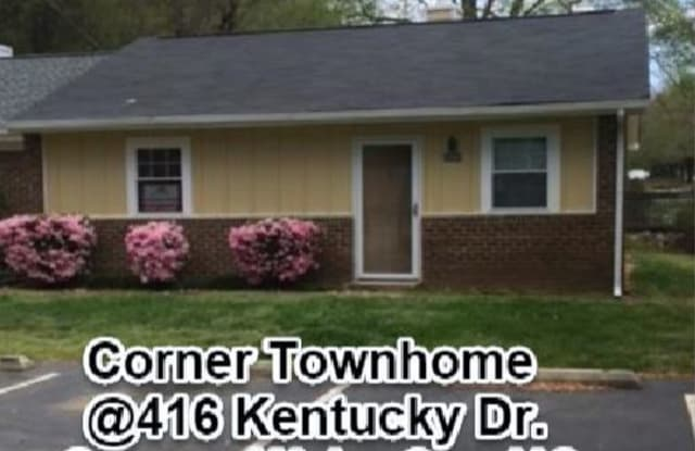 416 Kentucky Drive - 416 Kentucky Drive, Garner, NC 27529