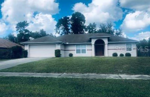 3390 GOLDENHILLS STREET - 3390 Goldenhills Street, Deltona, FL 32738