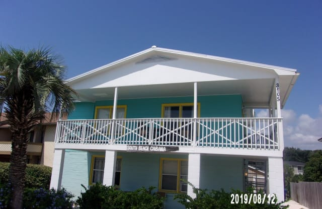 3105 S. Fletcher Ave unit B - 3105 South Fletcher Avenue, Fernandina Beach, FL 32034