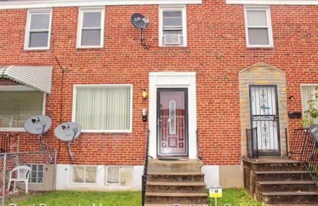 3938 Chesterfield Avenue - 3938 Chesterfield Avenue, Baltimore, MD 21213
