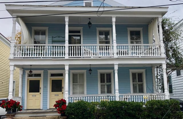 61 Montagu Street - 61 Montagu Street, Charleston, SC 29401