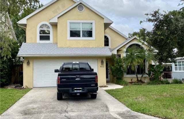 4113 W TACON STREET - 4113 West Tacon Street, Tampa, FL 33629