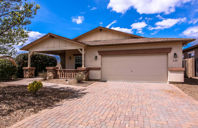 668 N Blanco Ct - 668 North Blanco Court, Prescott Valley, AZ 86327