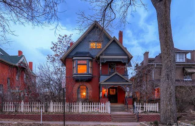 1319 Josephine St - 1319 Josephine Street, Denver, CO 80206