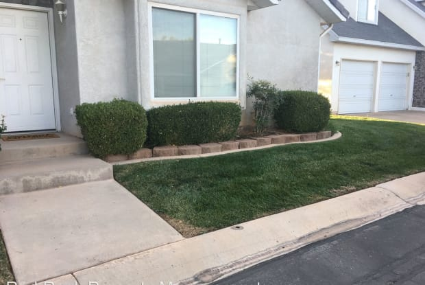 2051 W Canyon View Dr. #27 - 2051 West Canyon View Drive, St. George, UT 84770