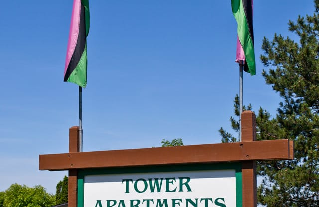 Tower Apartments - 1150 S Highway 395, Hermiston, OR 97838