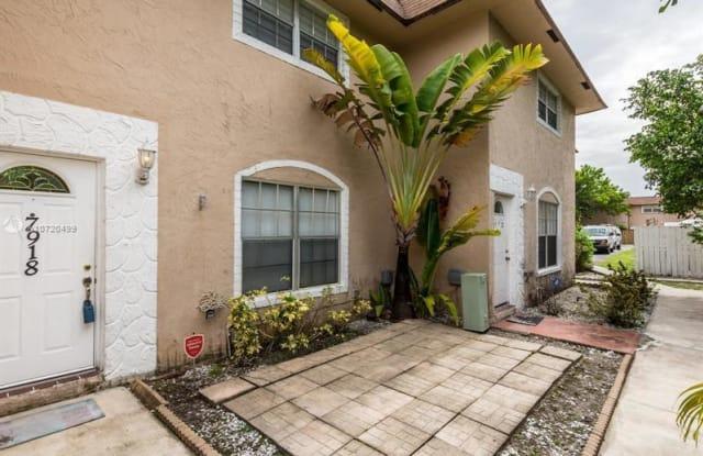 7918 Kimberly Blvd - 7918 Kimberly Boulevard, North Lauderdale, FL 33068