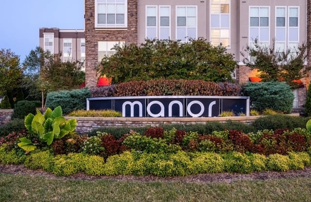 Manor Six Forks - 900 E Six Forks Rd, Raleigh, NC 27604