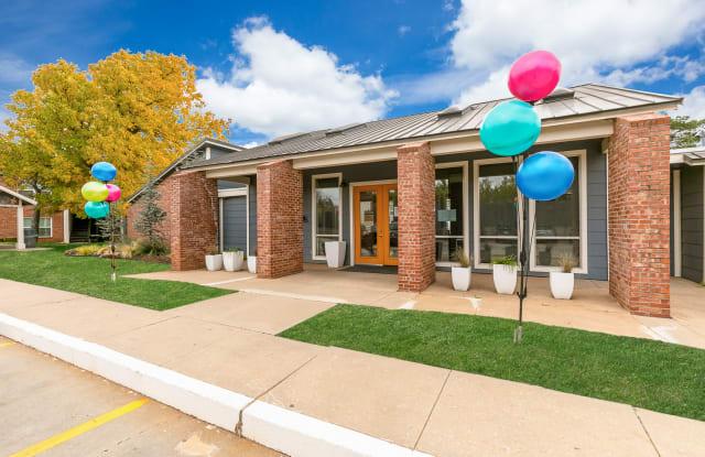 Bennett Ridge Apartments - 8201 N Rockwell Ave, Oklahoma City, OK 73132