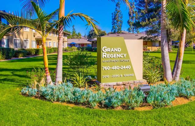 Grand Regency - 2050 E Grand Ave, Escondido, CA 92027