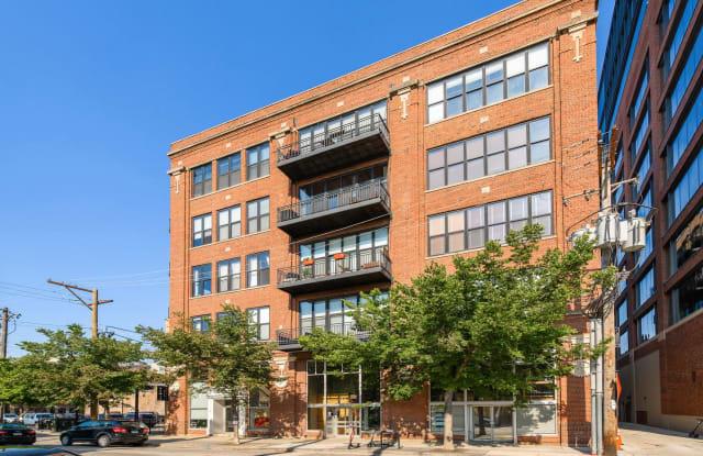 215 North Aberdeen Street - 215 North Aberdeen Street, Chicago, IL 60607