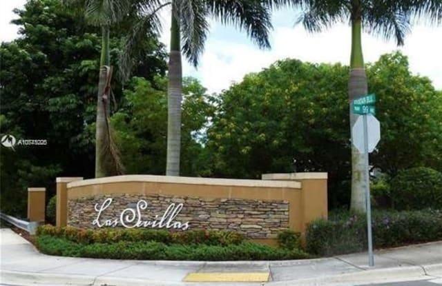 Las Sevillas - 10132 NW 7th St, Fountainebleau, FL 33172
