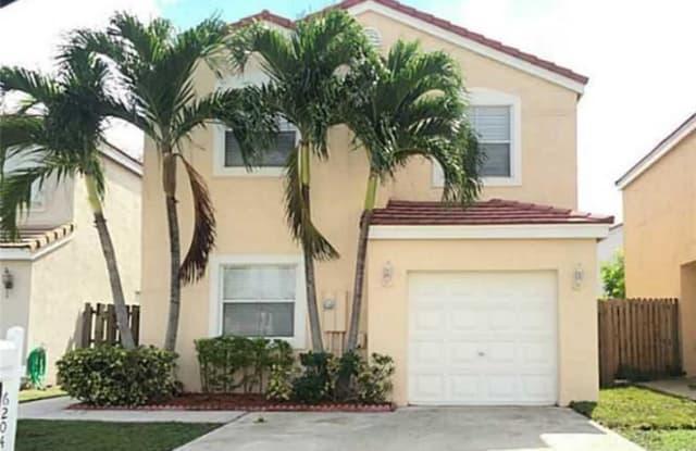 6204 Seminole Ter - 6204 Seminole Terrace, Margate, FL 33063