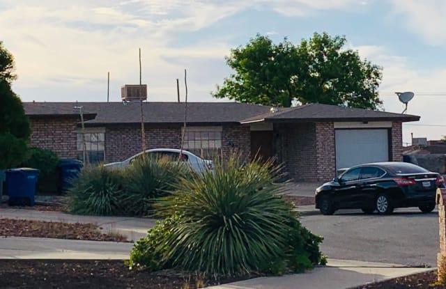 609 ALICANTE Way - 609 Alicante Way, El Paso, TX 79912