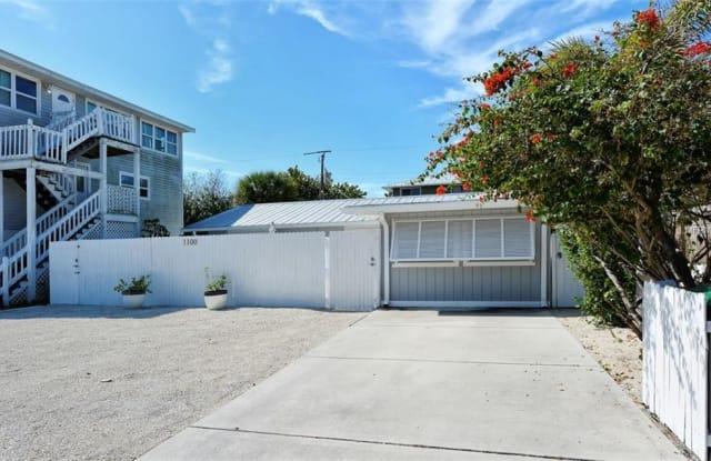 1100 GULF BOULEVARD - 1100 Gulf Boulevard, Manasota Key, FL 34223