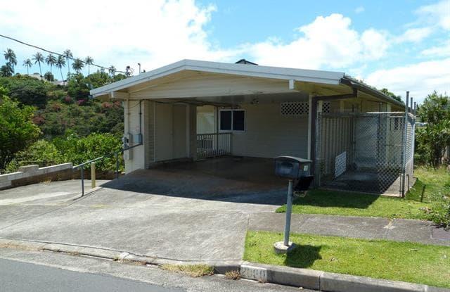 2080 Mahaoo Place - 2080 Mahaoo Place, Honolulu, HI 96819