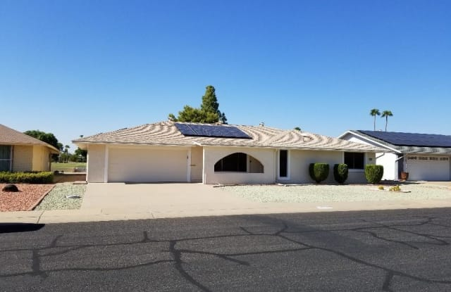 19646 N WILLOW CREEK Circle - 19646 North Willowcreek Circle, Sun City, AZ 85373