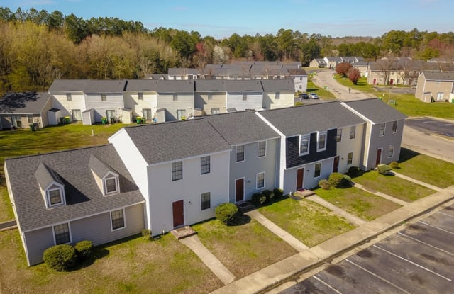 Canterbury Townhouses & Colonial Court - 510 Nottingham Ct, Hopewell, VA 23860