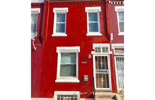 1731 FRENCH STREET - 1731 French Street, Philadelphia, PA 19121