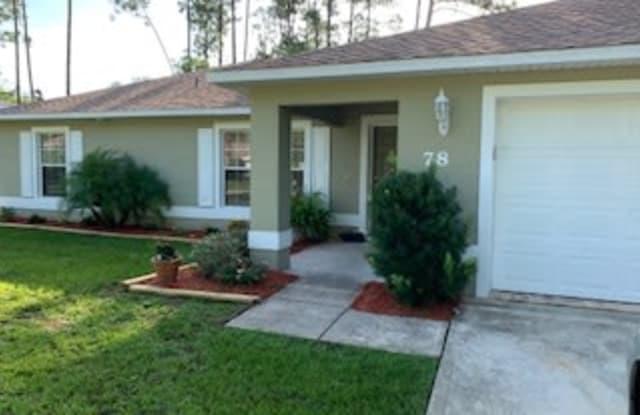 78 Ryberry Drive - 78 Ryberry Drive, Palm Coast, FL 32164