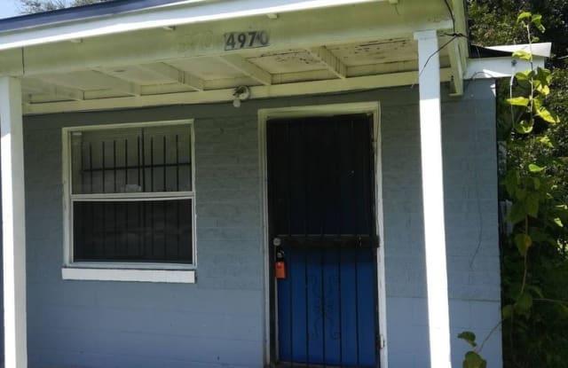 4970 Paris Ave - 4970 Paris Avenue, Jacksonville, FL 32209