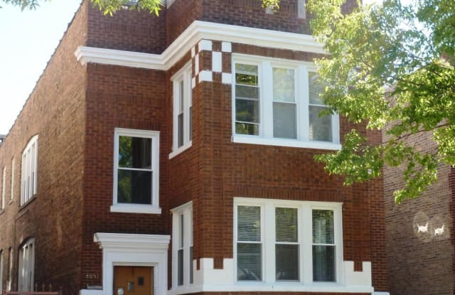 8031 South Throop Street, G - 8031 South Throop Street, Chicago, IL 60620