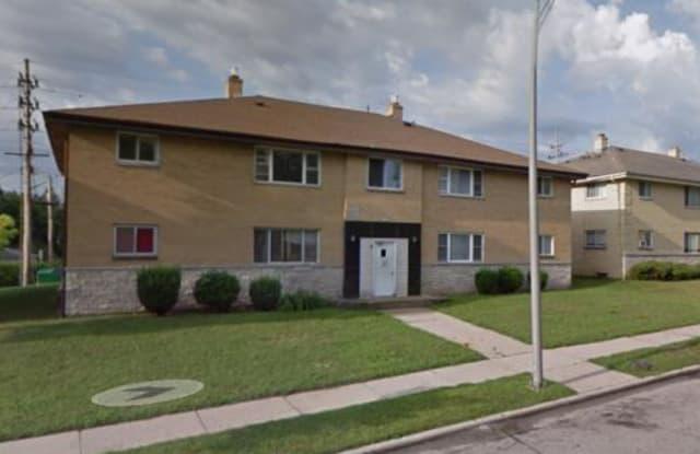 7719 W Hampton Ave - 7719 West Hampton Avenue, Milwaukee, WI 53218
