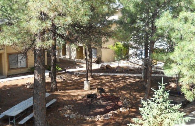 University West - 1830 S Milton Rd, Flagstaff, AZ 86001
