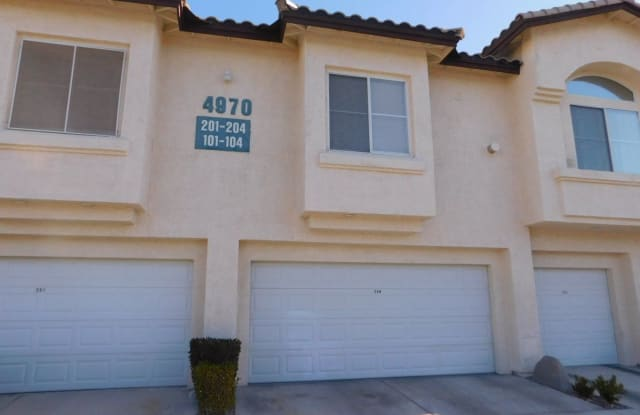 4970 Black Bear Rd #202 - 4970 Black Bear Road, Las Vegas, NV 89149