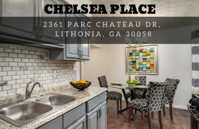 Chelsea Place 6785 Ida St - 6785 Ida Street, Lithonia, GA 30058