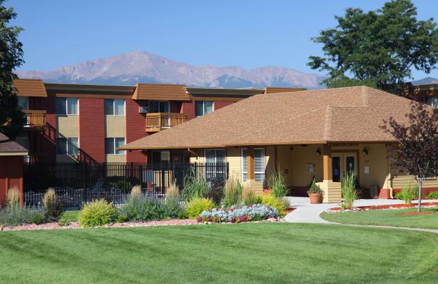 Villages at Woodmen - 1629 E Woodmen Rd, Colorado Springs, CO 80920
