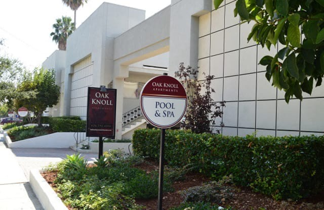 Oak Knoll - 267 South Oak Knoll Avenue, Pasadena, CA 91101