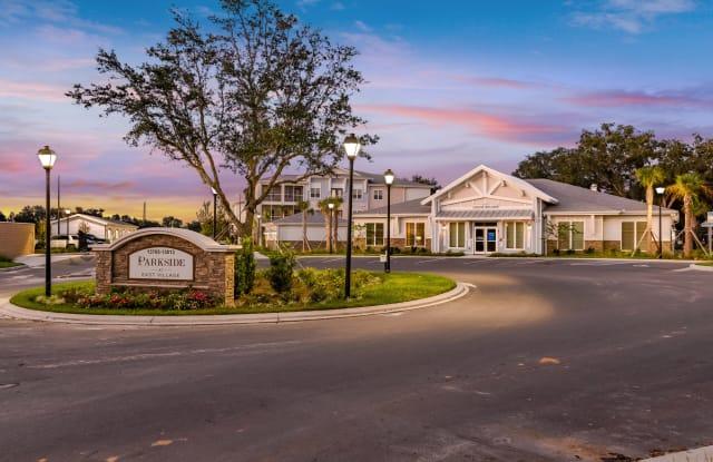 Parkside at East Village - 13765 Northeast 136th Loop Road, Lady Lake, FL 32159