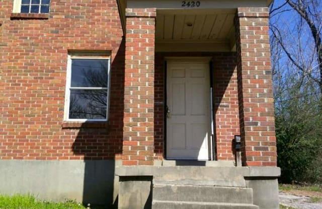 2418 BROOKLYN - 2418 Brooklyn Avenue, Memphis, TN 38114