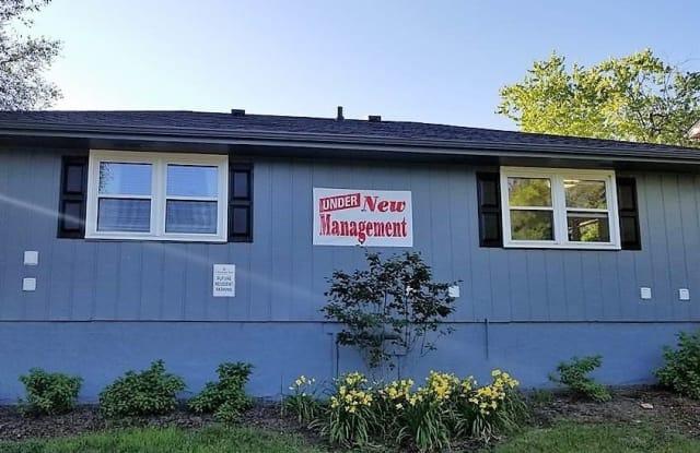 Cambridge Park Apartments - 2045 Cambridge Dr, Lexington, KY 40504