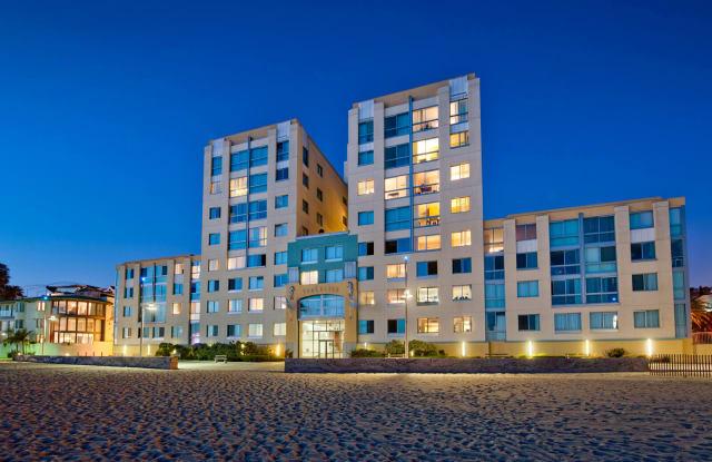 Sea Castle Apartments - 1725 Ocean Front Walk, Santa Monica, CA 90401
