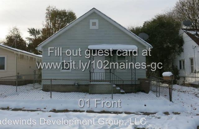 102 Maines - 102 Maines Street, Pontiac, MI 48342