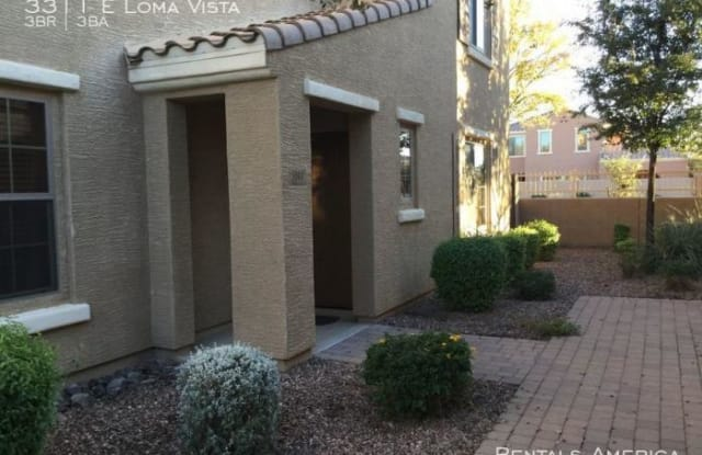3311 E Loma Vista - 3311 East Loma Vista Street, Gilbert, AZ 85295