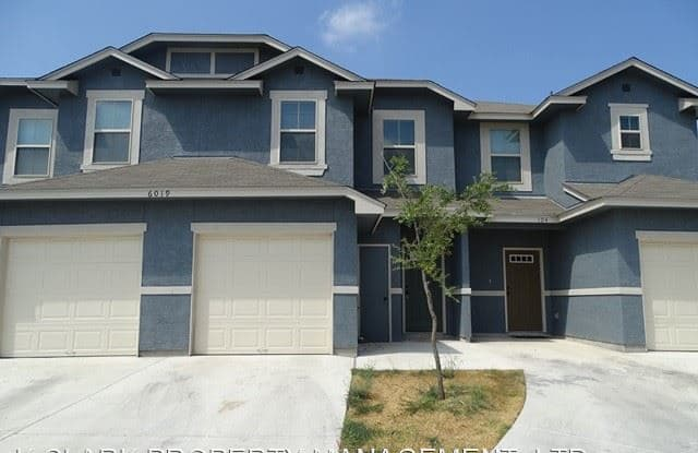 6019 KARLY WAY #103 - 6019 Karly Way, San Antonio, TX 78244